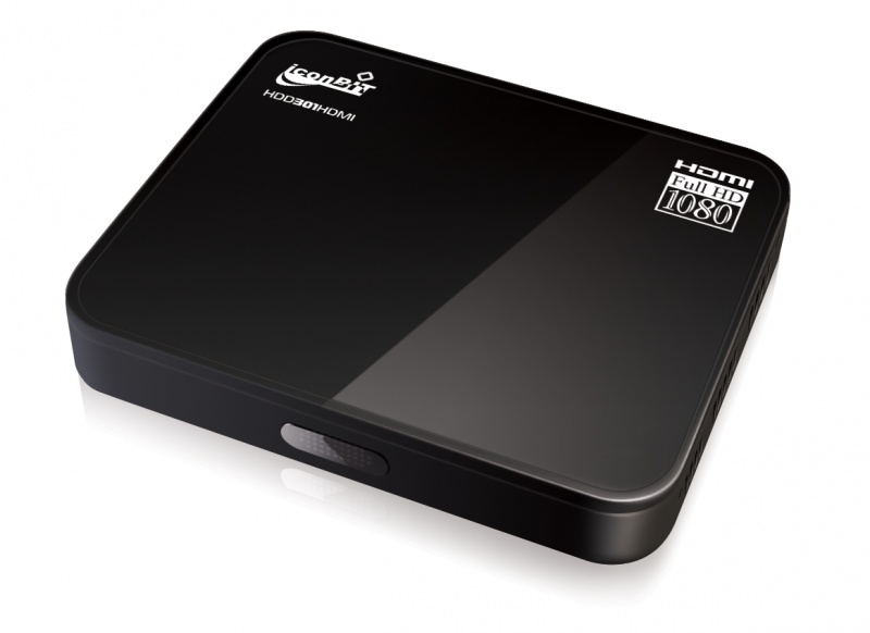 Медиаплеер IconBit HDD 301 HDMI